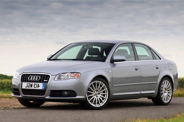 Third generation Audi A4, Audi B7