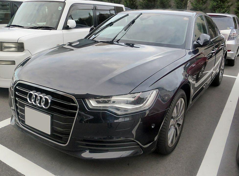 Audi, Audi A6, C7 Series, Audi A8