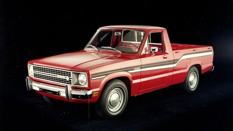 Ford Ranger Free Workshop And Repair Manuals