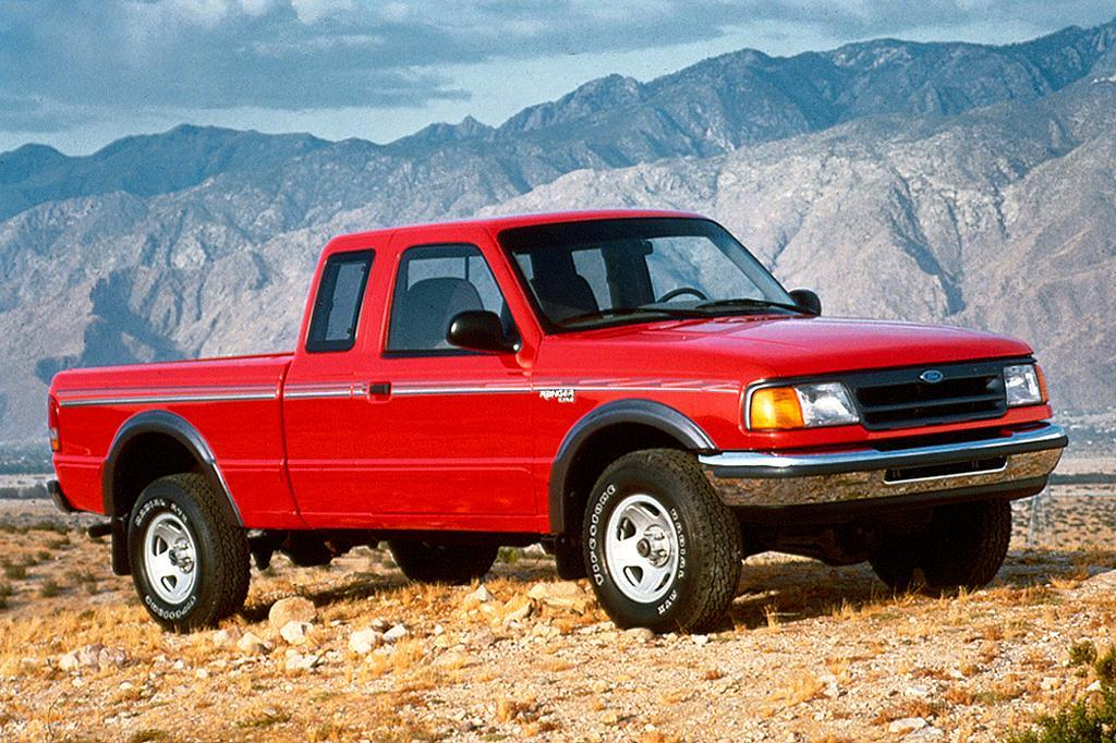 TAG: Second generation Ford Ranger   ALTTAG: Ranger Mk2
