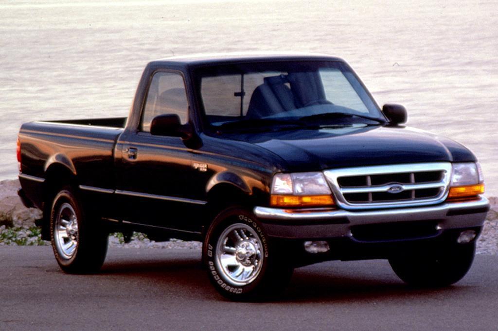 TAG: Third generation Ford Ranger   ALTTAG: Ranger Mk3
