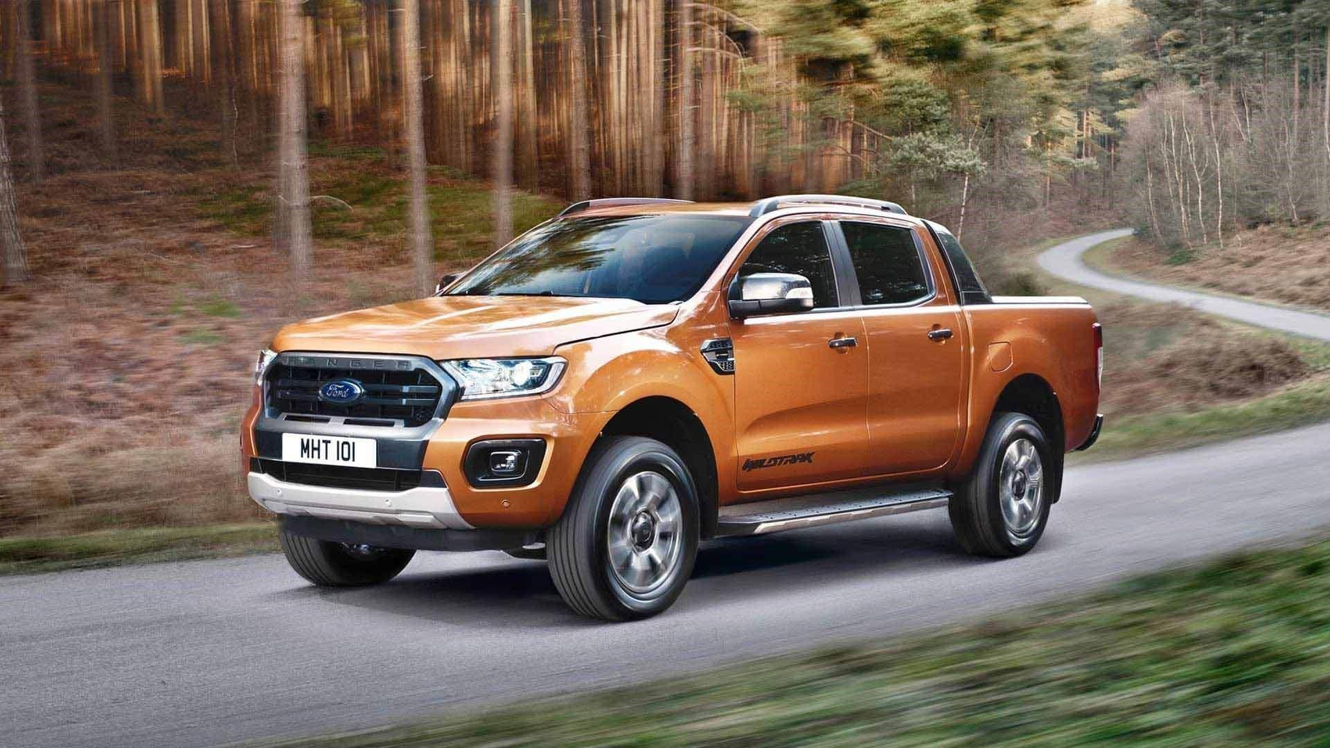 Fourth generation Ford Ranger   ALTTAG: Ranger Mk4
