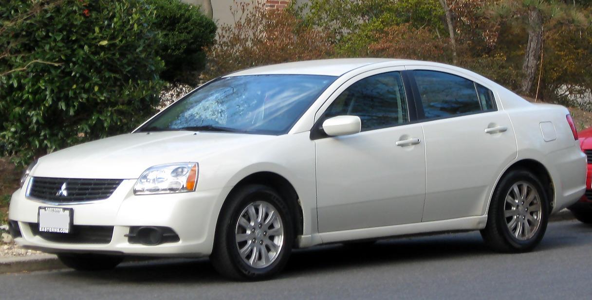 Mitsubishi Galant ninth generation, Ninth generation 2004-2012