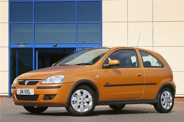 TAG: Opel Corsa C   ALTTAG: Corsa 2000-2006