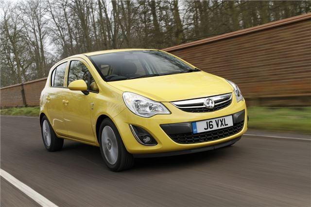 TAG: Opel Corsa D  ALTTAG: Corsa 2006-2014