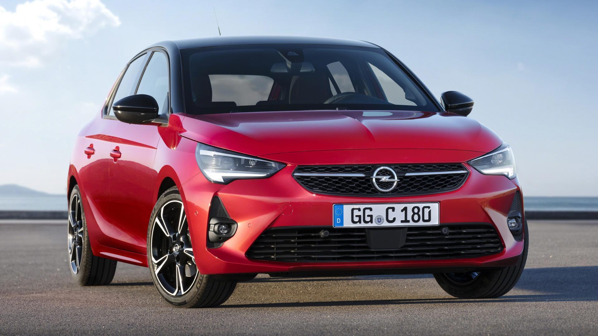 TAG: Opel Corsa F   ALTTAG: Corsa 2019-present