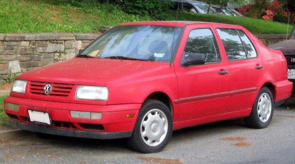Volkswagen Vento, Volkswagen Jetta, Jetta Car, 1999 Jetta