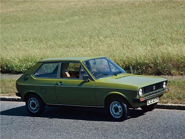 First generation VW Polo